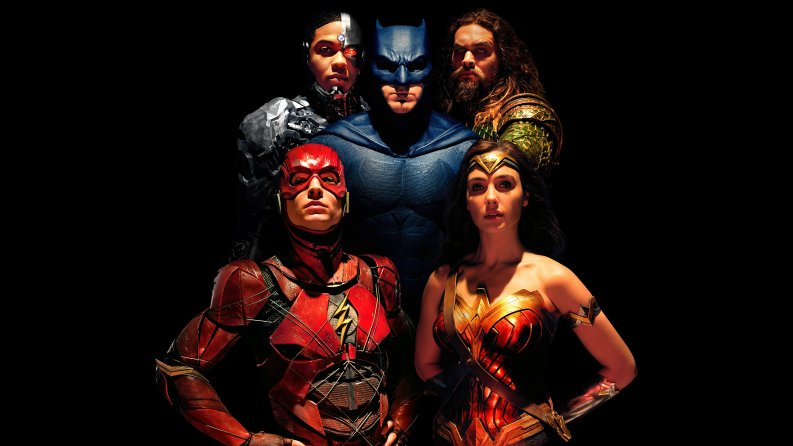 Image result for justice league opening
