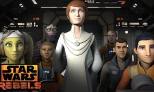 New Star Wars Rebels Video Goes Behind The Scenes Of Mon Mothma's Appearance