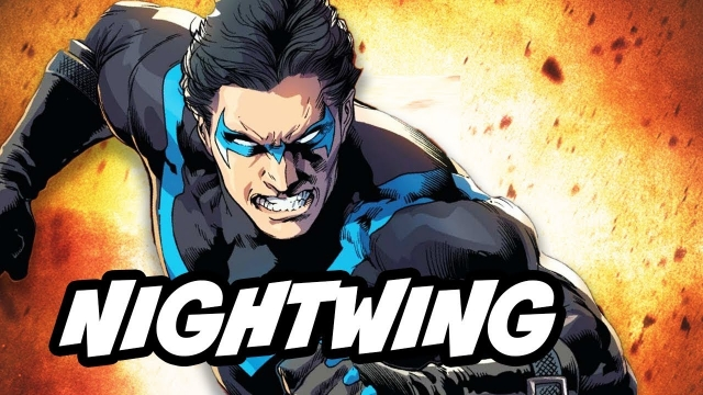 Finn Wittrock Tipped To Play Nightwing For Chris McKay's DC Spinoff