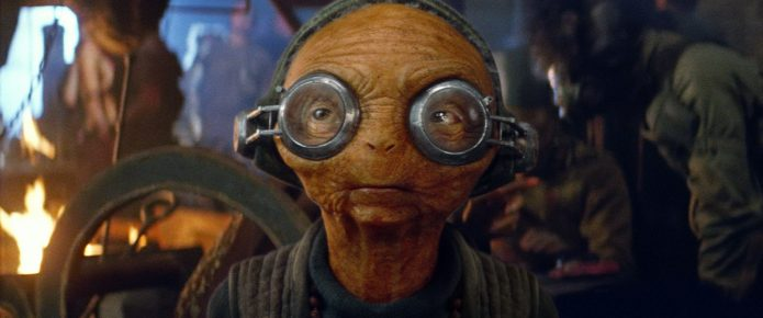 """Maz Kanata To Have A """"Smaller Part"""" In Star Wars: The Last Jedi"""