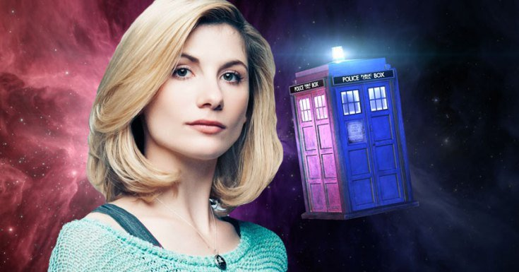 "Jodie Whittaker Says New Showrunner's Vision For Doctor Who Is ""Amazing"""