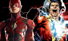 Flashpoint Will Have Ties To Shazam!