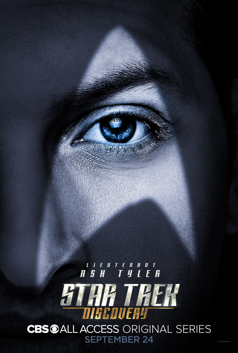 Character Posters For CBS' Star Trek: Discovery Gather The Crew