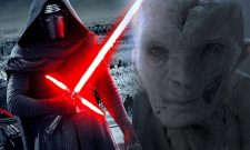 New Star Wars: The Last Jedi Art Gives Us Another Look At Kylo Ren And Snoke