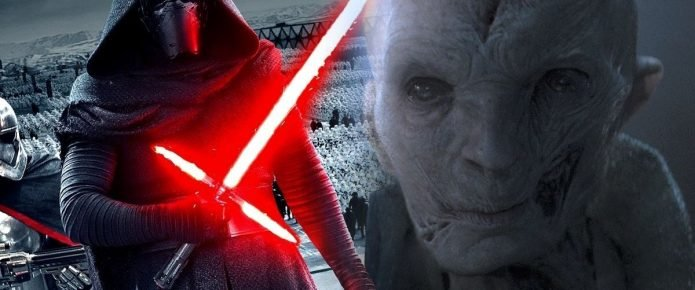 New Star Wars: The Last Jedi Figures Give Us Better Looks At Snoke, DJ, Luke And More