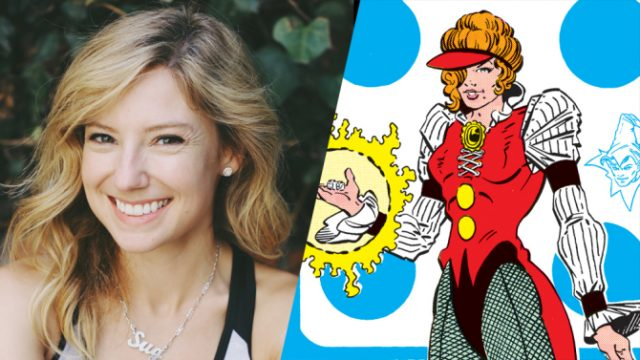 The Flash Casts Sugar Lyn Beard As Hazard