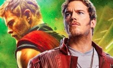 "Chris Hemsworth Was ""Weirdly Shaken"" When He First Met Chris Pratt"