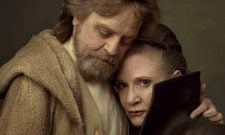 Mark Hamill Shares Awesome Fan Art In Remembrance Of Carrie Fisher