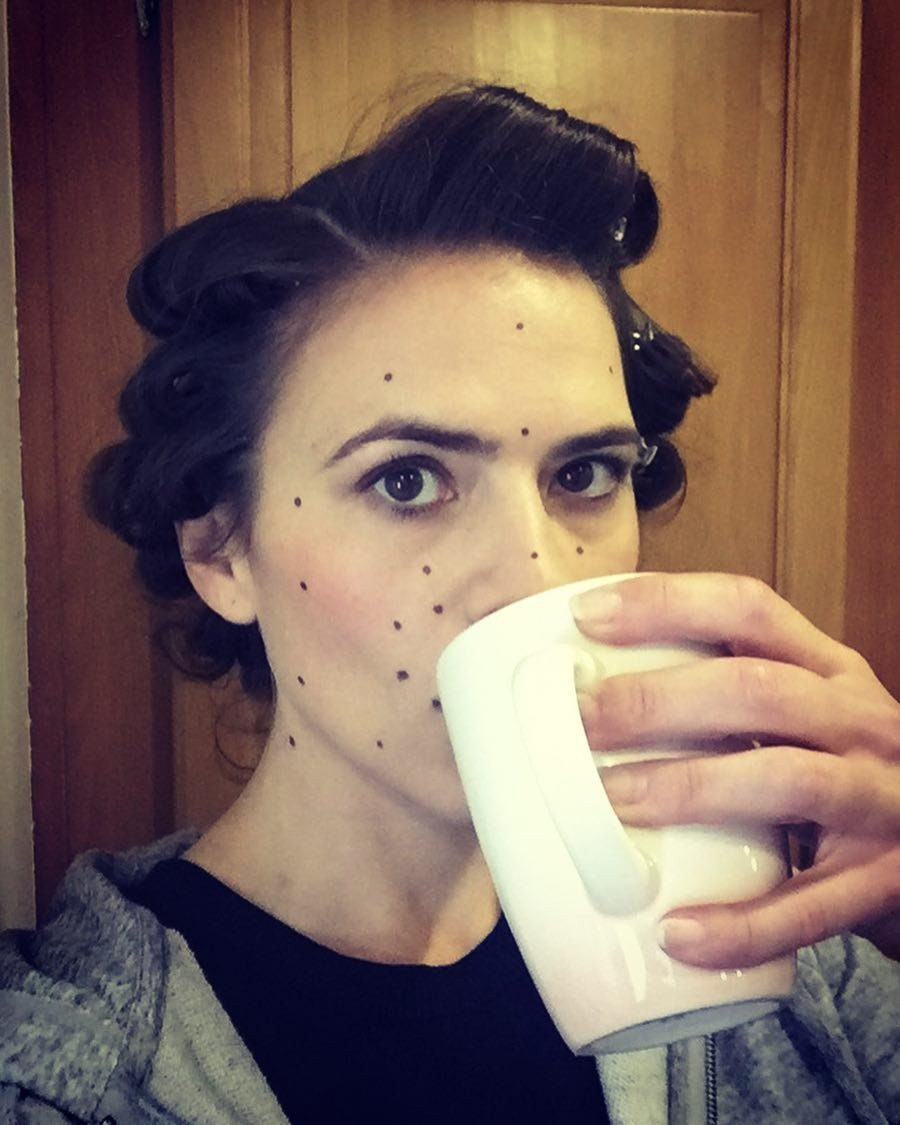Hayley Atwell Teases Agent Carter's Return In Avengers 4