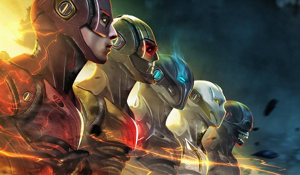 Epic Fan Made Poster Gets Us Hyped For This Fall's DC TV Crossover