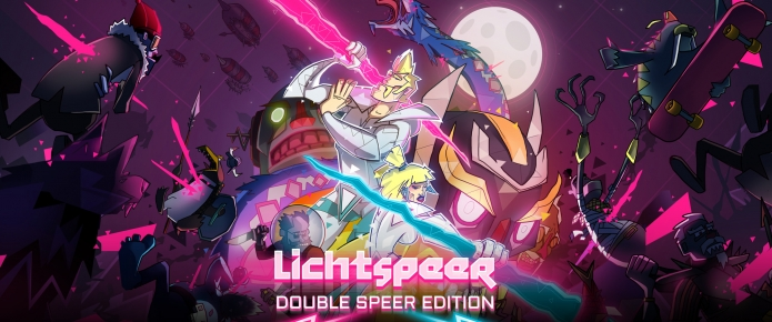 Lichtspeer: Double Speer Edition Review