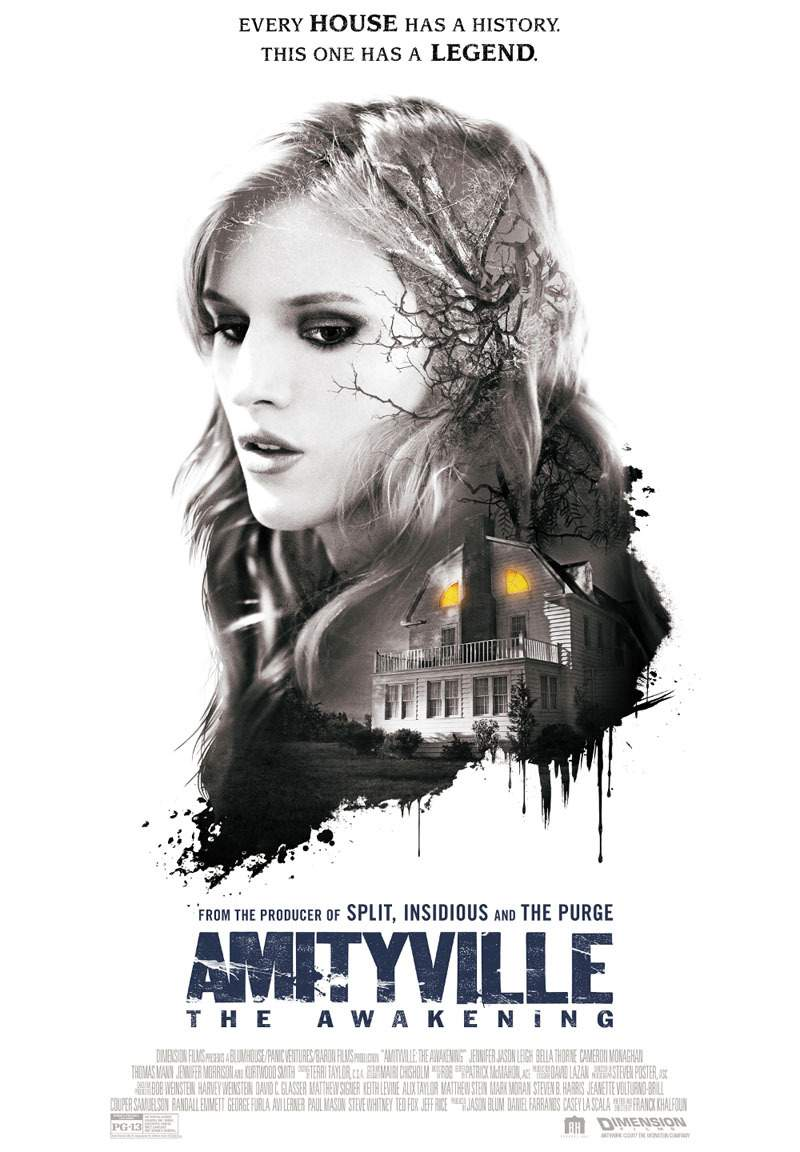 New Amityville: The Awakening Trailer Connects To Original Movie, Blu-Ray Release Announced