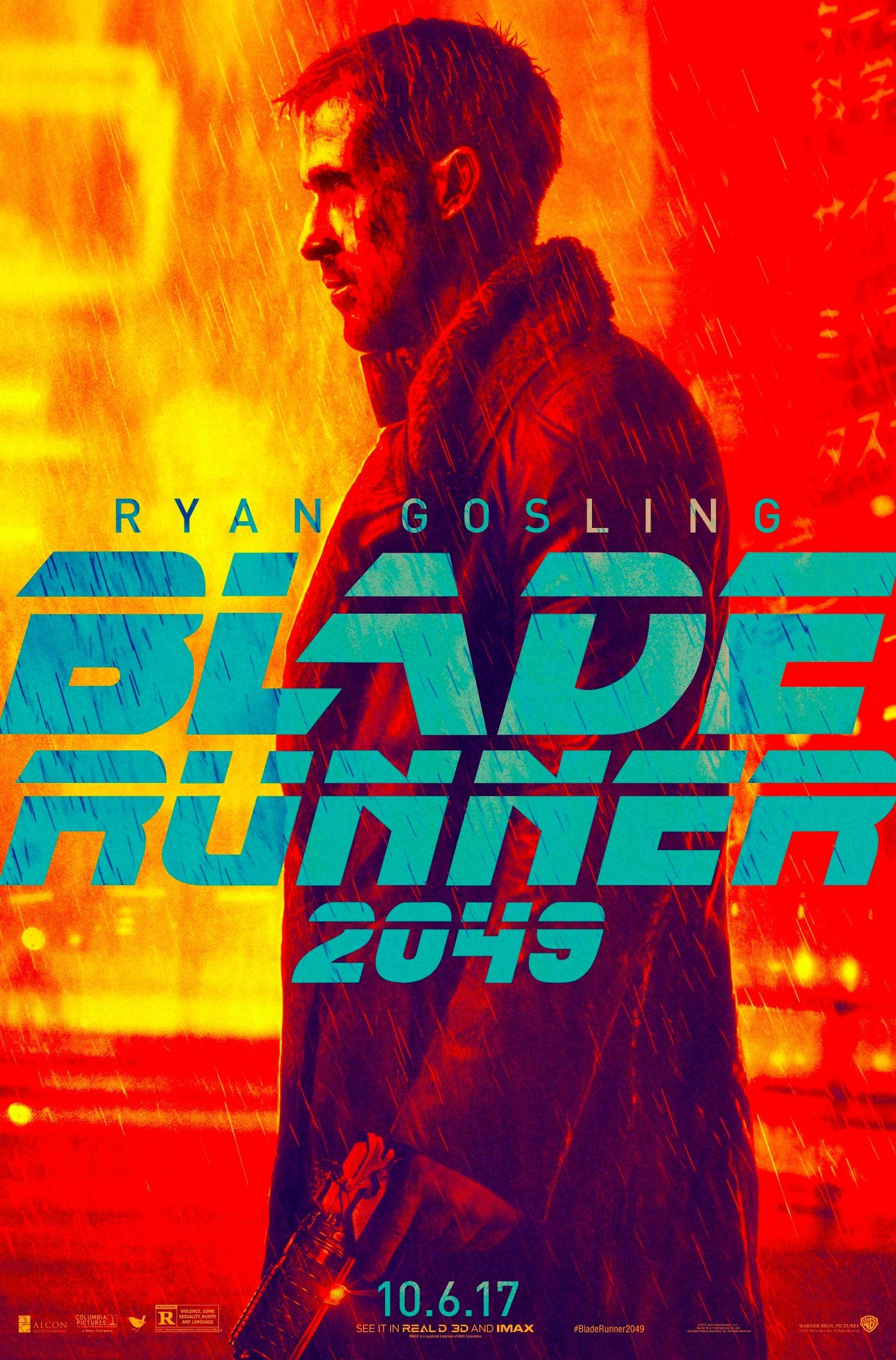Blade Runner 2049 Hi-Res Stills Show Off The Year's Most Beautiful Film