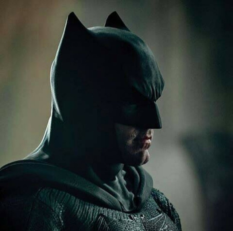 The Caped Crusader Assumes The Spotlight In New Pic For Justice League