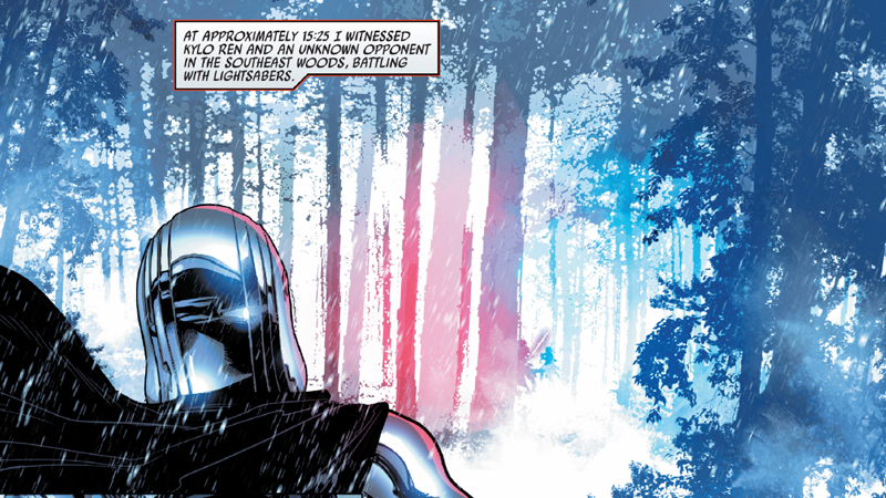 We Now Know How Captain Phasma Survived The Explosive Finale Of Star Wars: The Force Awakens