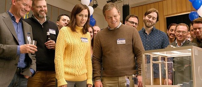 Downsizing Review [Fantastic Fest 2017]