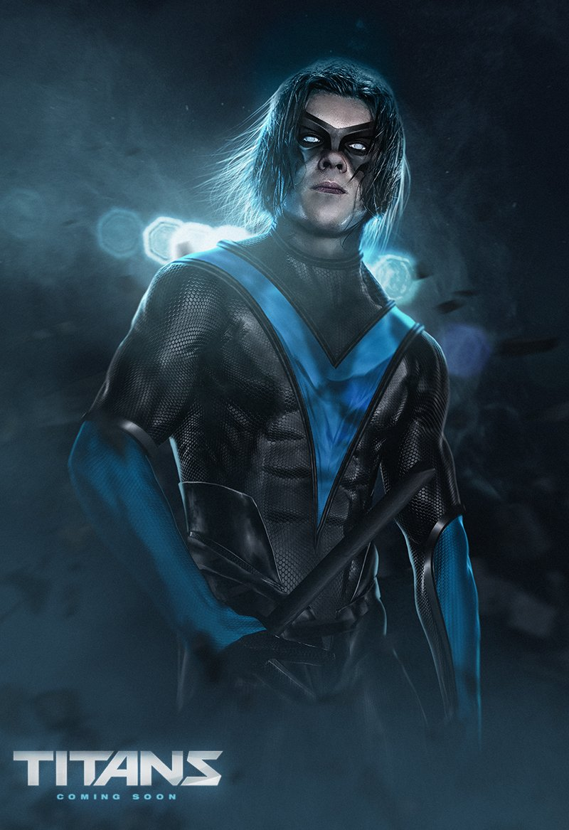 Here's What Brenton Thwaites May Look Like As Nightwing
