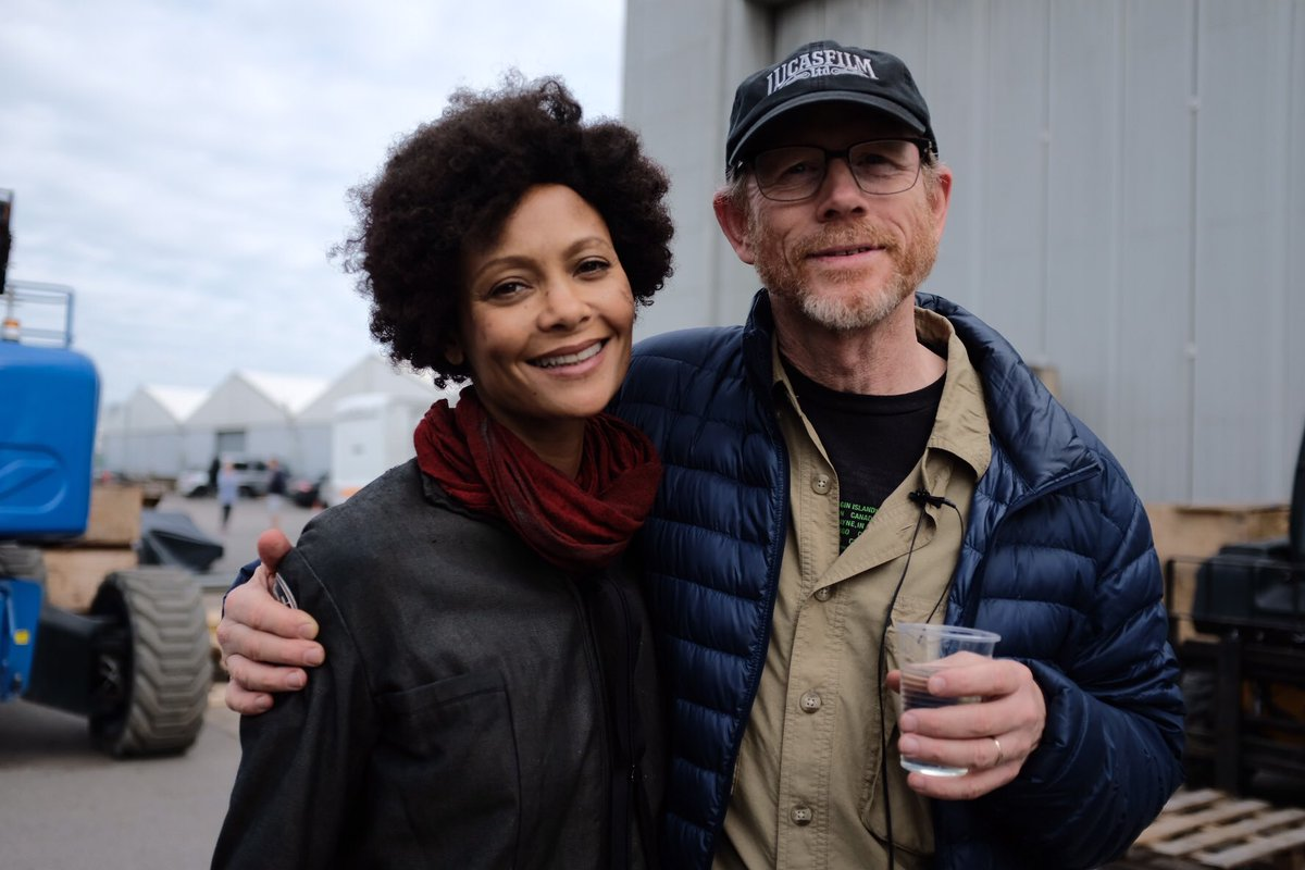 Has Thandie Newton's Han Solo Role Been Revealed?