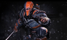 Is This Proof That Deathstroke Has Been Cut From The Batman?