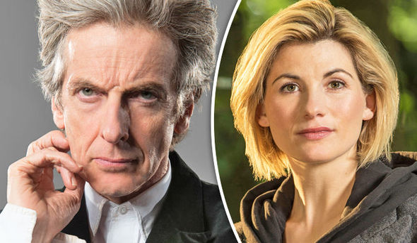 Jodie Whittaker Is Peter Capaldi's Favorite Doctor