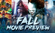 Cinemaholics #30: Fall Movie Preview 2017