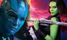 "Thanos Vs. Nebula? Karen Gillan Hopes Infinity War Addresses Her Character's ""Daddy Issues"""