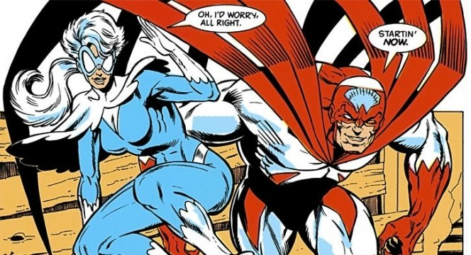 Hawk And Dove Reportedly Featured In Titans TV Series