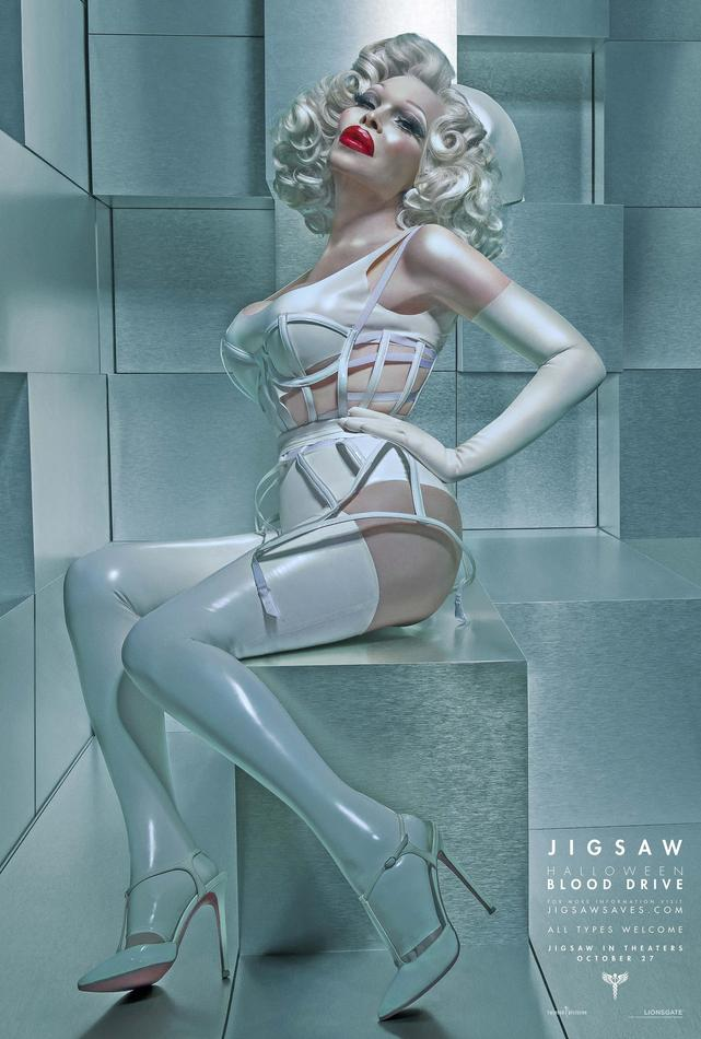 Sterile New Posters For Jigsaw Raise Awareness For A Good Cause
