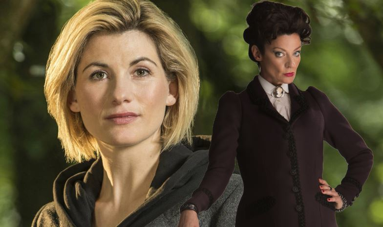 Steven Moffat Says That Missy Paved The Way For A Female Doctor