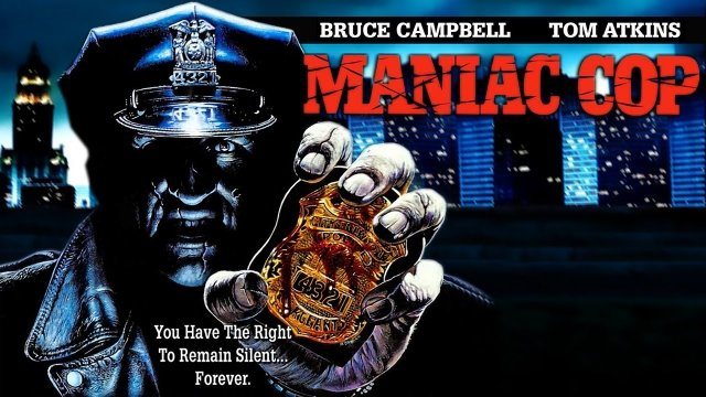 Maniac Cop Remake Reportedly Dead And Buried