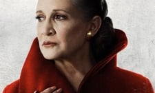 Rumored Snoke/Leia Scene Won't Take Place In Star Wars: The Last Jedi After All