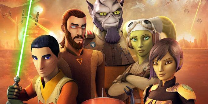 Star Wars Rebels Season 4 Episode Synopses Tease Fierce Battles To Come