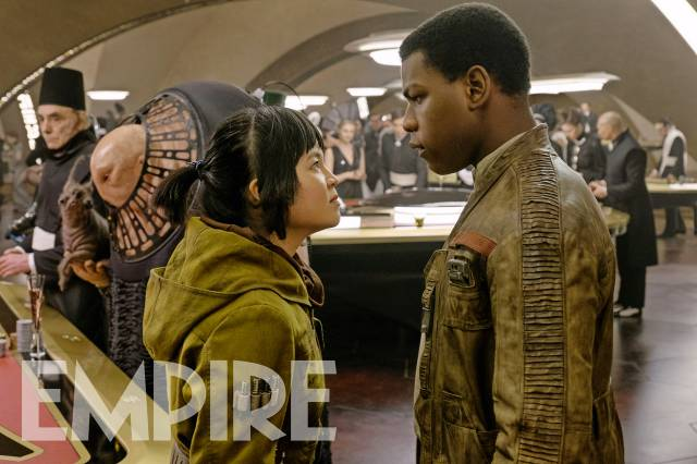New Still For Star Wars: The Last Jedi Whisks Finn And Rose Off To Canto Bight