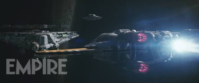 Take A Closer Look At Poe's Upgraded X-Wing Ahead Of Star Wars: The Last Jedi