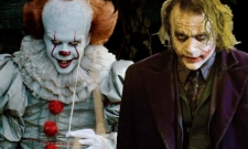 Fan-Made Tribute Pits It's Pennywise Against The Clown Prince Of Crime