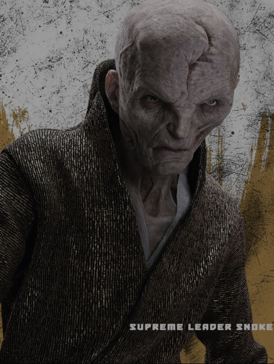 New Star Wars: The Last Jedi Images Highlight Luke And Snoke