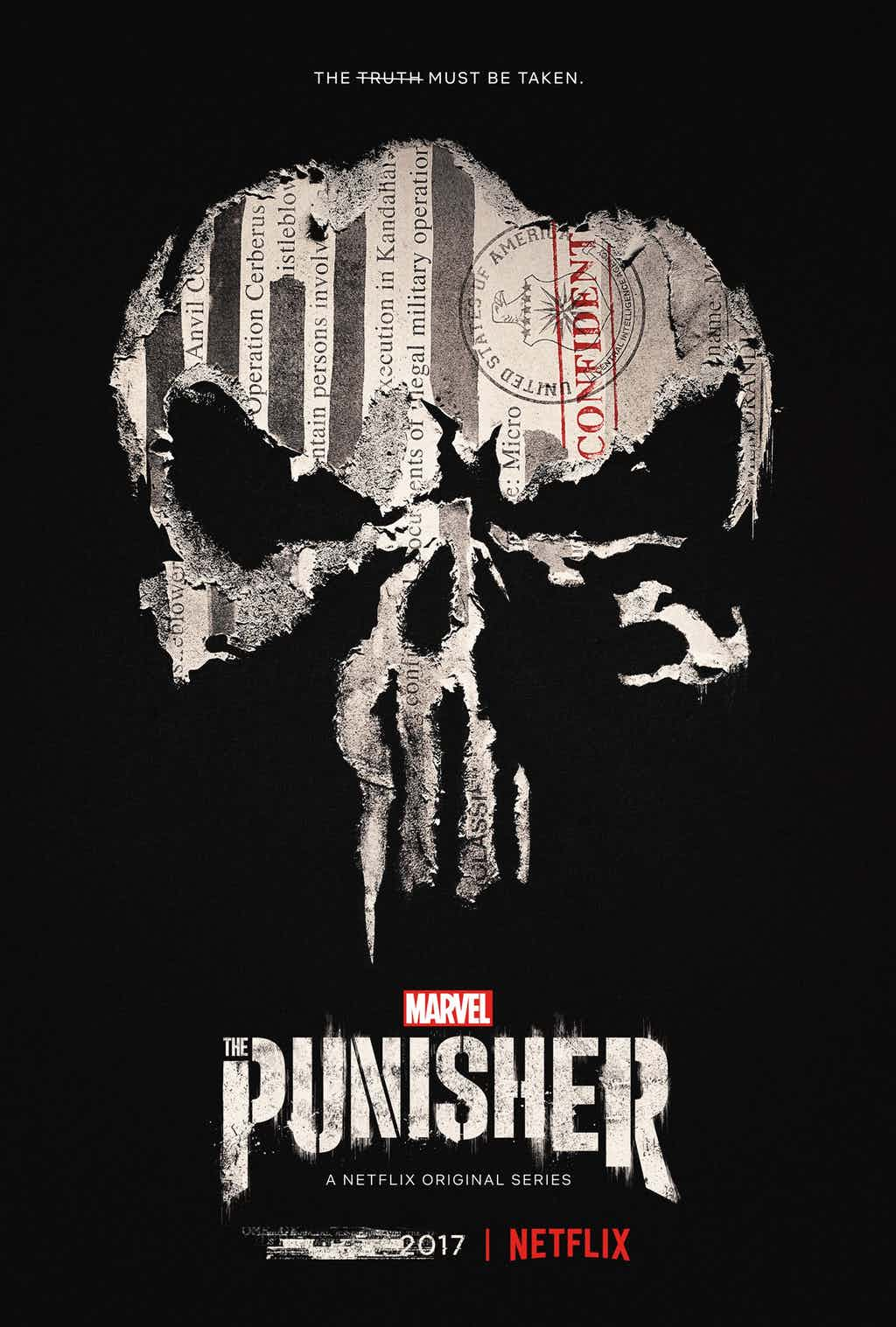 The Punisher Tackles A City-Wide Conspiracy In New Photos; Netflix Remains Mum On Release Date