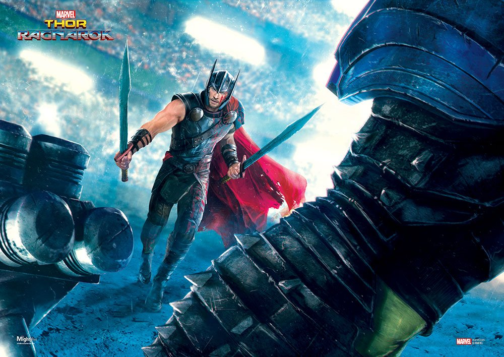International TV Spot For Thor: Ragnarok Dials The Action Up To 11