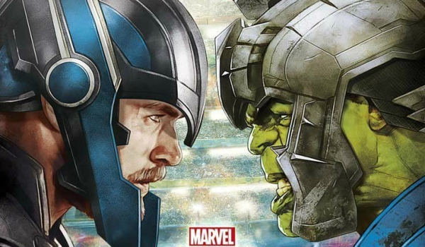 Japanese Promo For Thor: Ragnarok Bigs Up Marvel's New Space Buddies