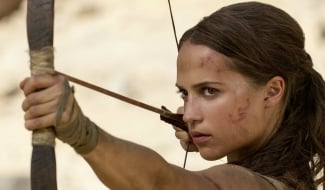 A Great Adventure Unfolds In First Tomb Raider Trailer