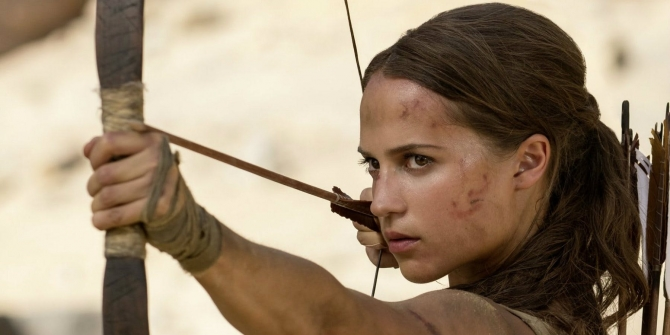 Tomb Raider teaser trailer comes out, with its first poster!