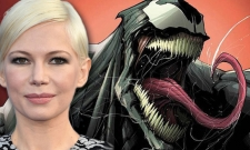 Michelle Williams Suggests She's Not Playing She-Venom