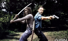 The Walking Dead Stars Discuss The Possibility Of Rick And Michonne Having A Baby