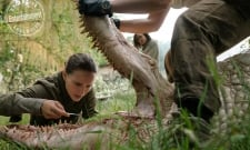 """First Pic For Alex Garland's Annihilation Surfaces From Area X; Director Teases """"Strange, Dream-Like"""" World"""