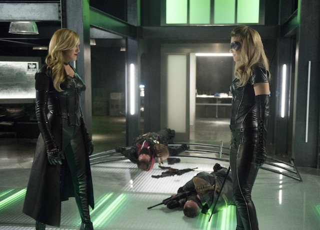 Black Siren's Back In New Arrow Season 6 Promo