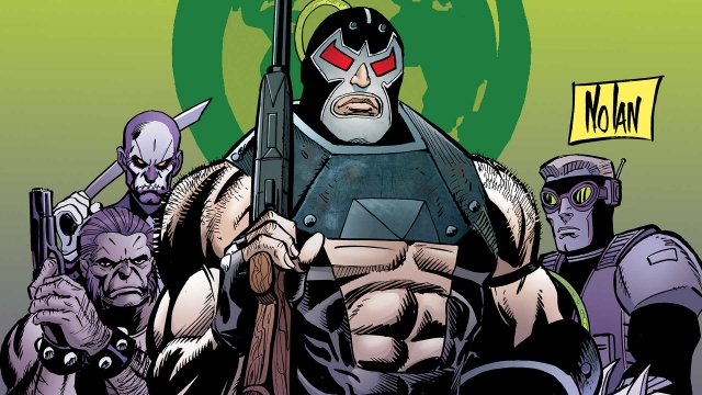 Exclusive Preview: Kobra Strikes In Bane: Conquest #6