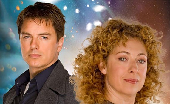 Doctor Who Star Wants A River Song And Captain Jack Team-Up