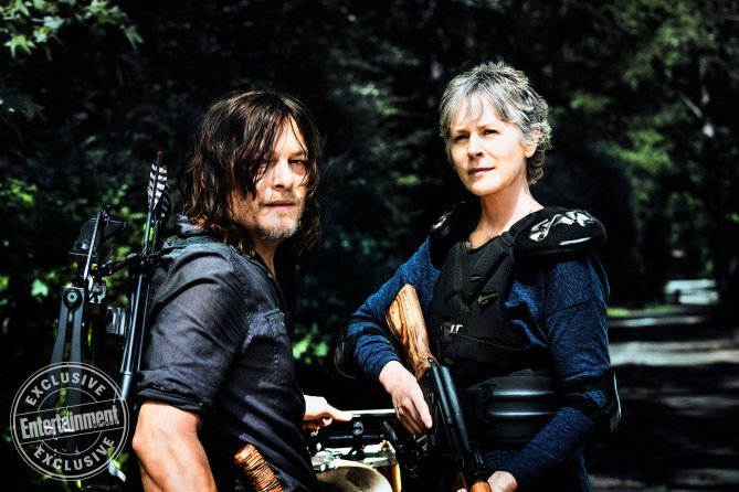 The Walking Dead Cast Thanks Their Fans With New Promo Video