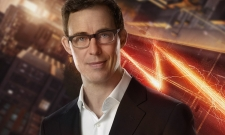 Tom Cavanagh Shares BTS Photo From The Flash's 100th Episode