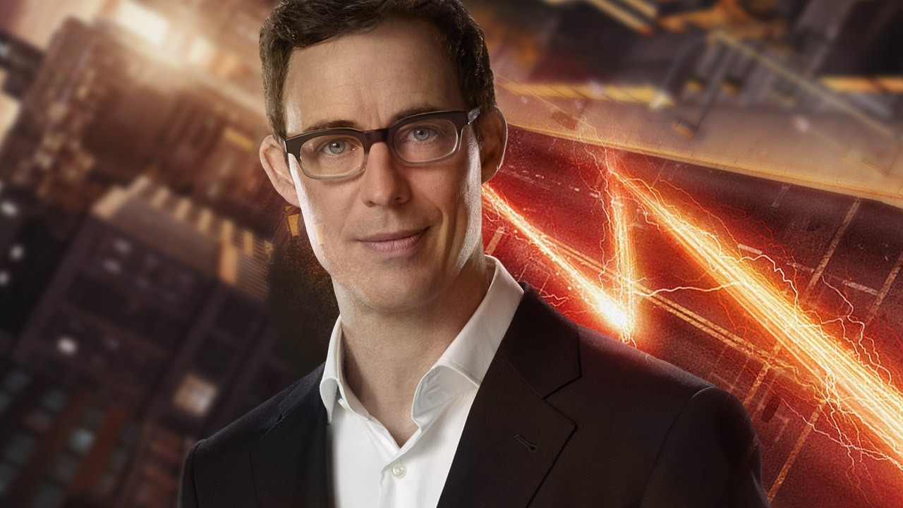 "Harrison Wells To Experience ""Epic Emotional Journey"" In The Flash Season 4"